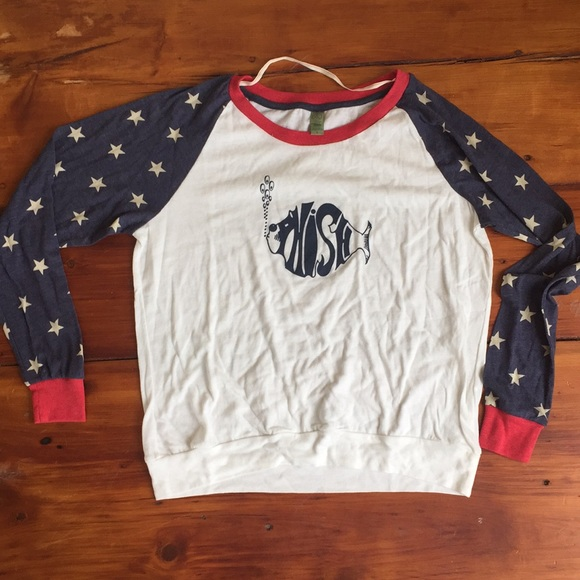 8148d21b5 Alternative Earth Tops | Phish Long Sleeve Tee | Poshmark